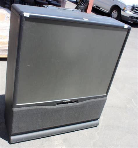 mitsubishi tv mitsubishi big screen tv