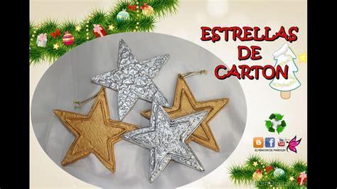 estrellas para arbol de carton para el arbol de navidad