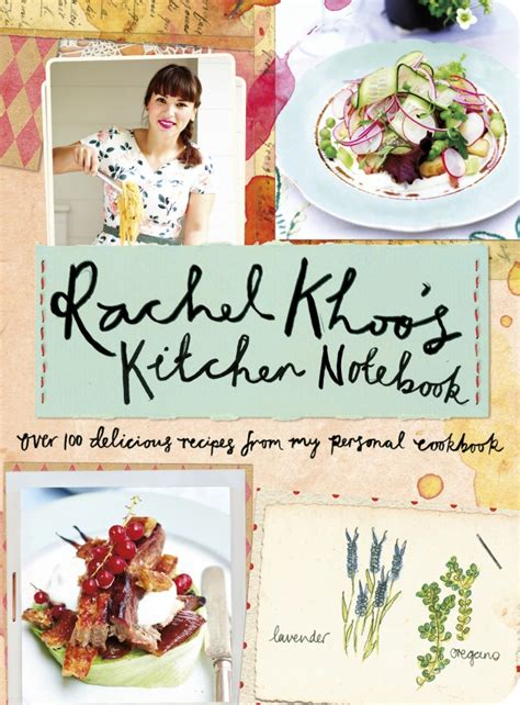 Khoo S Kitchen Notebook by Khoo Food Creative With A Fresh Approach To All
