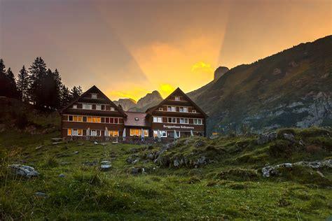 Feuerstellen Appenzell by Berggasthaus Bollenwees Appenzellerland Tourismus