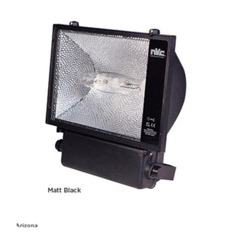 Lu Philips T 400 Watt floodlight 400w metal halide black nvc arizona naz400hqi t 740 rs electrical supplies