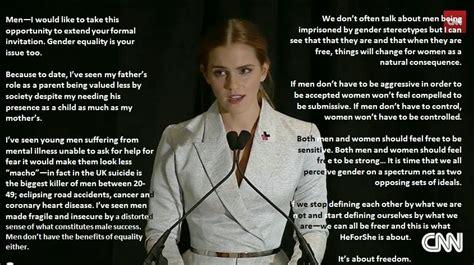 emma watson un speech script once upon a blog emma watson is disney s new feminist