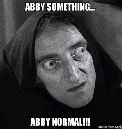 Abby Meme - meme