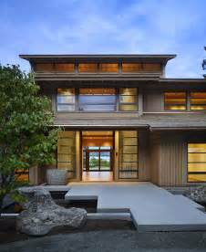 japanese style home contemporary house in seattle with japanese influence idesignarch interior design