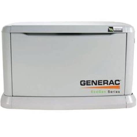 generac 6 000 watt liquid propane fueled automatic backup