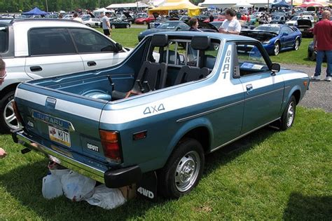 subaru brat turbo for sale top 10 quot scarciest quot cars subaru brat subaru xt my style