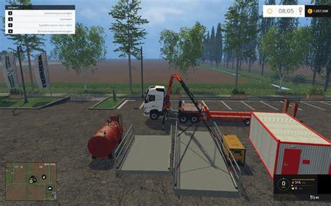 interesting ls hoisting transport funmods v1 0 for fs 15 farming simulator 2015 15 mod