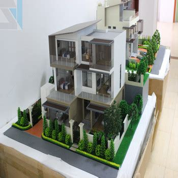 dollhouse 3d real estate real estate model miniature architecture 3d rendering