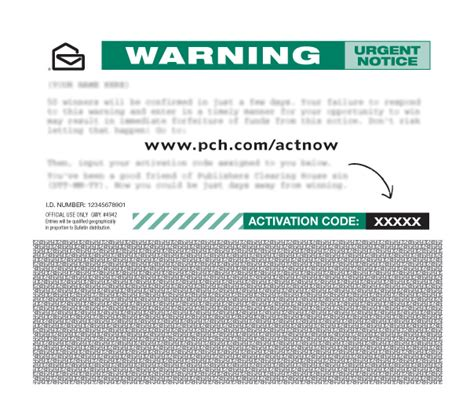 Www Pch Com Actnow Enter Code - check your mail for a www pch com actnow secure pack pch blog