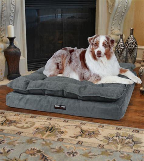 kirklands bedding kirklands giant dog bed i have spent per avg dog beds and