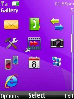 nokia c2 themes wap nokia c2 03 themes clock new calendar template site
