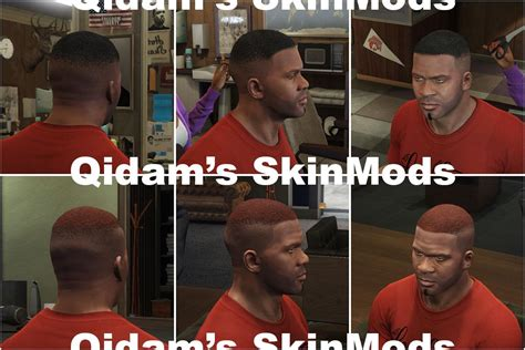 Gta 5 Hairstyles by New Haircuts For Franklin Gta5 Mods