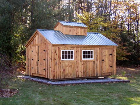 shed cupola shed farm homestead kits 12 x 16 sugar shack shed