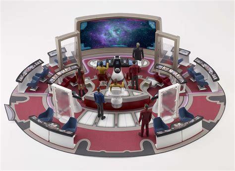 Uss Enterprise Floor Plan by Exclusive Details On Playmates Full Line Of Star Trek