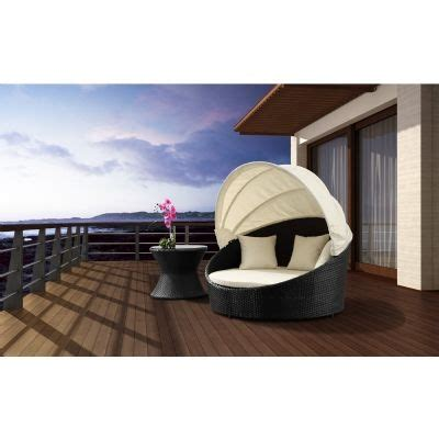 Lounge With Canopy colva barrell outdoor chaise lounge with canopy 701158