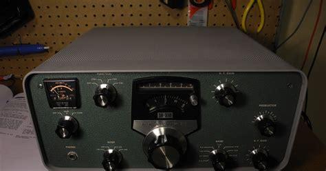 Aeg Sb 630 Re 1 jeff tranter s heathkit sb 310 shortwave receiver