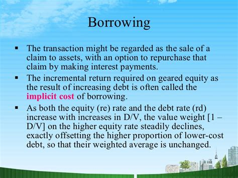 Is Mba Worth The Debt by Finance All Ppt Mba Finance