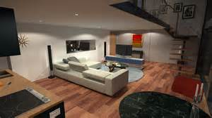 what is a in apartment loft apartment 2 hd night by richert on deviantart