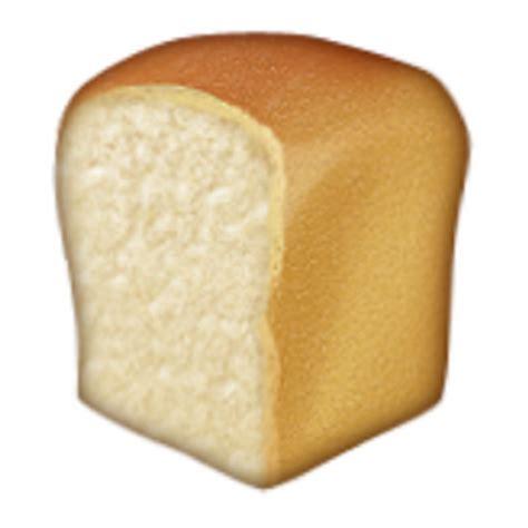 toast emoji bread emoji u 1f35e u e339