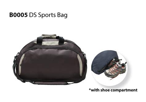 ds sports bag w shoe compartment myproline