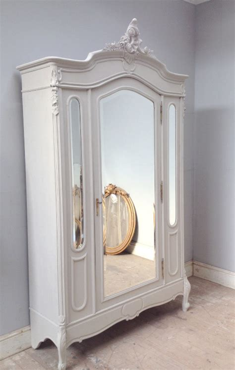 antique french armoire uk if3804 antique french rococo triple door armoire