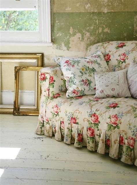 floral couch covers don t chuck out your chintz sally white designs