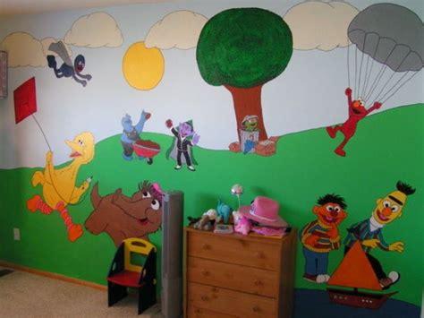 sesame street bedroom sesame street kids bedroom this is my daughters sesame