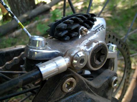 Adapter Brakeset Is To Postmount Avid Buat Rotor 160mm140mm review 2011 shimano br m988 bl m988 xtr trail brakeset