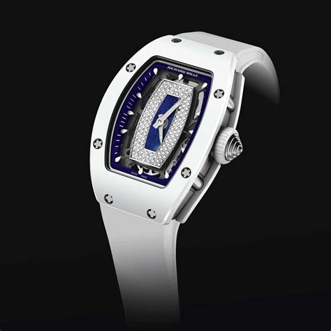 Richadr Mille rm 07 01 polo club tropez richard mille the jewellery editor