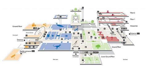Tadao Ando Floor Plans ロンドン自然史博物館 ナチュラル ヒストリー ミュージアム ロンドンナビ