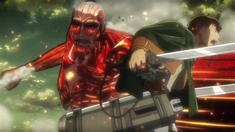 anoboy attack on titan season 2 new attack on titan season 2 trailer is an all out brutal