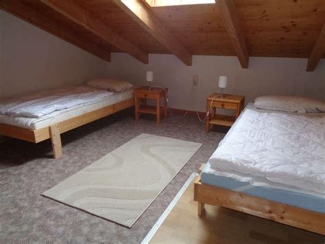 schlafzimmer alkoven ferienhaus jabelschen see haus 29 mecklenburg vorpommern