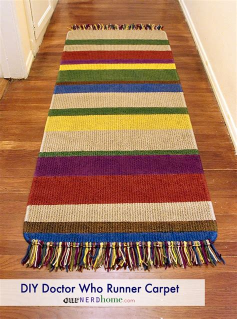 dr rug doctor who fourth doctor s scarf rug mightymega