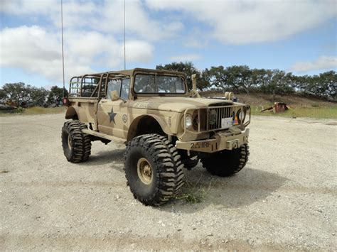 custom kaiser jeep kaiser jeep m715 autos post