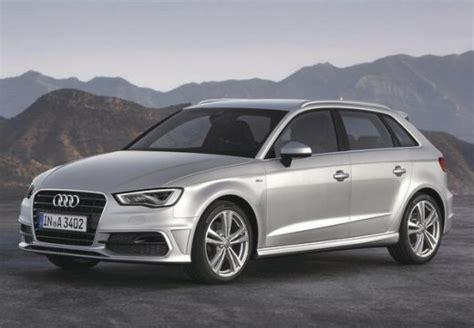 Audi A3 Sportback Kombi by Audi A3 Sportback Tests Autoplenum De