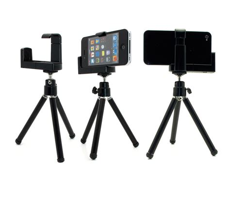 Tripod Untuk Iphone 5 new universal tripod bracket mount holder stand for