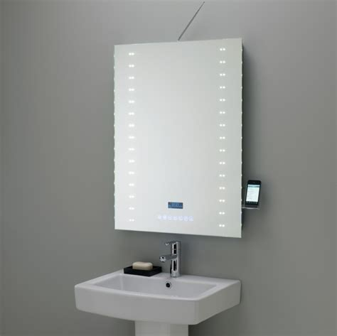 Modern Bathroom Mirrors With Lights Useful Reviews Of Modern Bathroom Mirror Lighting