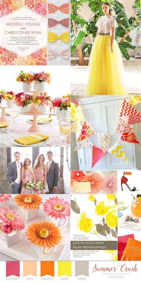 best 25 orange yellow weddings ideas on yellow big wedding cakes sunflower
