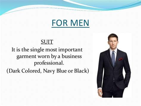 dressing sense corporate dressing sense