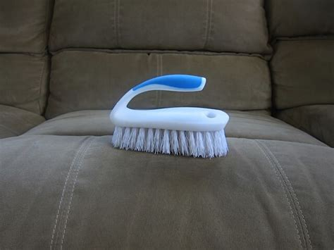 suede cleaner for couch how to clean a microsuede couch with one simple ingredient
