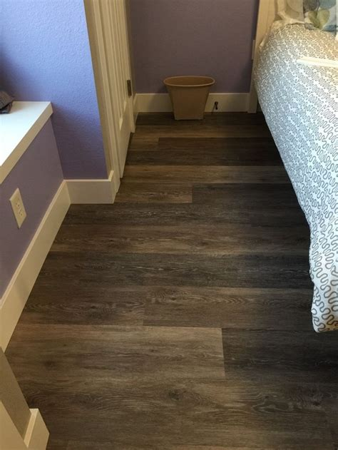 "bedroom floor inspiration COREtec Plus 7""   Alabaster Oak"