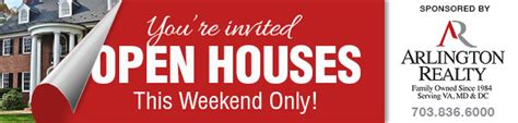 open houses this weekend arlnow com arlington va local news community part 15