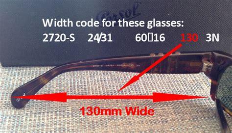 trade classics 187 persol sunglasses model size lens