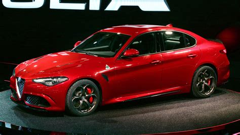 alfa romeo giulia unveiled rwd with up to 510 hp image