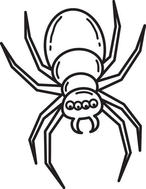 spider coloring pages coloring page spider az coloring pages
