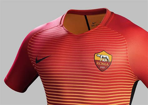 Jersey As Roma 3rd 20162017 l as rome pr 233 sente ses maillots 2016 2017 sign 233 s nike
