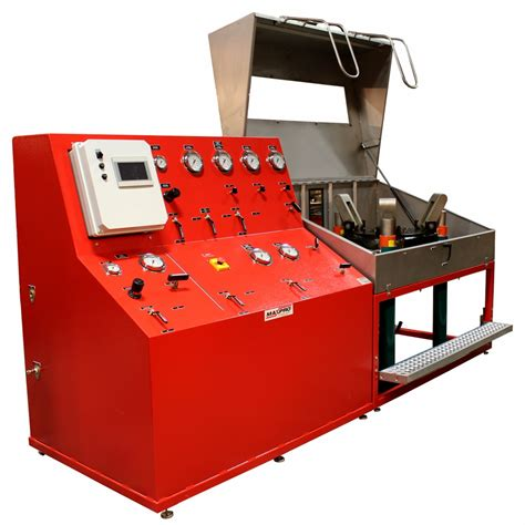 high pressure test bench pressure testing bench mttb10 w n m pp111 pp22 on maxpro