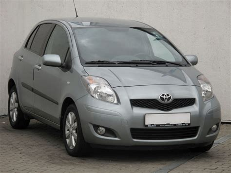 Vvt I toyota yaris 1 3 vvt i reviews prices ratings with various photos