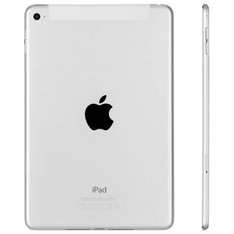 Apple 4 Wifi Cellular 64gb apple mini 4 wi fi cell 64gb silver mk732fd a tablets photopoint