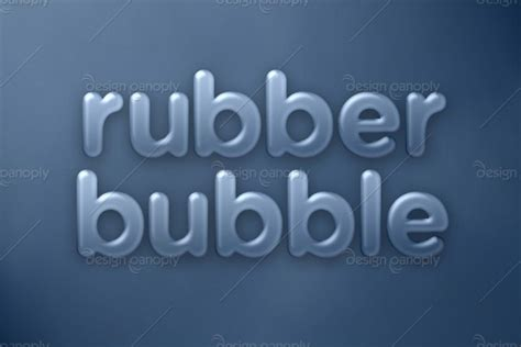 rubber st font photoshop rubber photoshop style design panoply